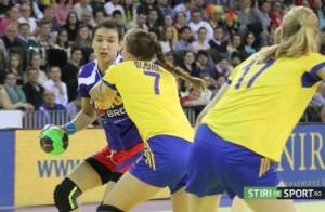 Tricolorele au picat primul test important de la Campionatul Mondi...