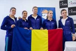 Simona Halep va juca pentru România la FED Cup
