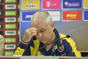 Anghel Iordănescu a convocat 15 stranieri pentru meciurile cu Lituania şi Spania