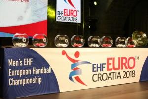 Grupă grea pentru naţionala de handbal masculin a României pentru calificarea la Euro 2018