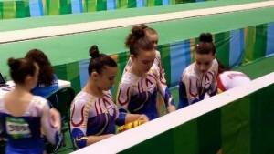 Echipa feminină de gimnastică a României a ratat calificarea la Jocurile Olimpice de la Rio!