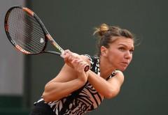 """Halep a învins-o pe japoneza Osaka și s-a califucat în """"optimi"""" la Roland Garros"""