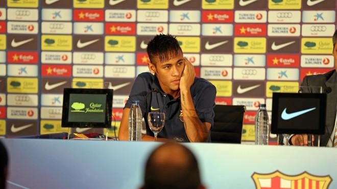 Barcelona va plăti o amendă de 5,5 milioane de euro în urma transferului lui Neymar