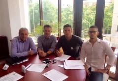 Astra a luat un fundaş central care a fost vicecampion mondial cu Brazilia U21