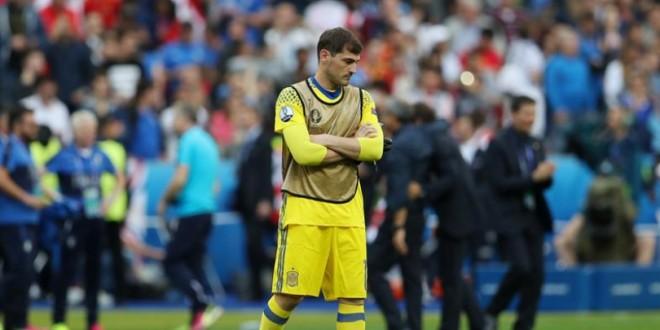 După Messi, se pare că şi Casillas s-a decis să renunţe la naţională!