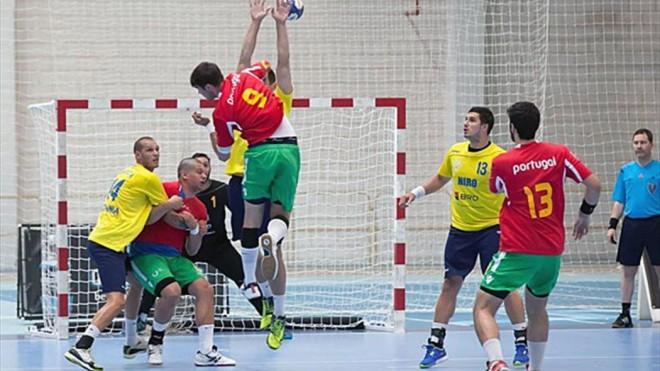 Echipa masculină de handbal a României, calificată în finala CM Universitar