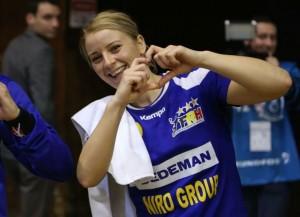 Aneta Udriștoiu a fost cooptată în lotul lărgit al României pentru JO de la Rio!