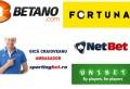 Vezi LISTA agențiilor de pariuri online recomandate de comunitatea pariorilor din România