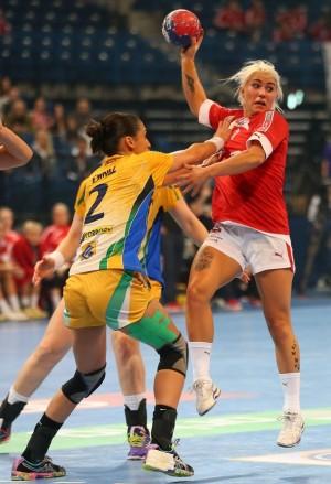 Handbal: România a fost învinsă de Danemarca în semifinalele Campionatului Mondial de tineret
