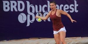 Simona s-a calificat cu mari emoţii în finala de la BRD Bucharest Open. Victorie în 3 seturi!
