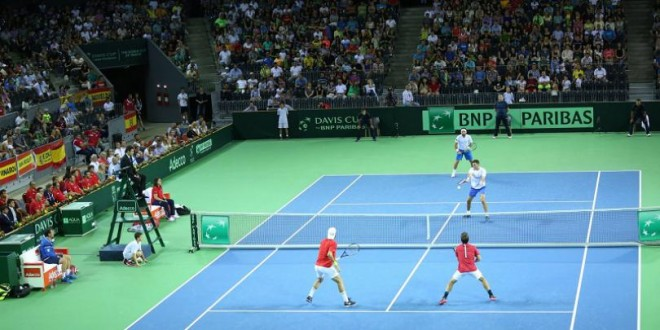 """Spaniolii, entuziasmați după victoria cu România: """"Jucătorii mei pot câștiga Cupa Davis!"""""""