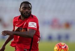 Marcel Essombe a refuzat Astra şi s-a transferat la Qabala, în Azerbaidjan!