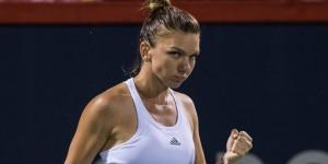 Simona Halep se califică in semifinale la Montreal după o revenire de zile mari!