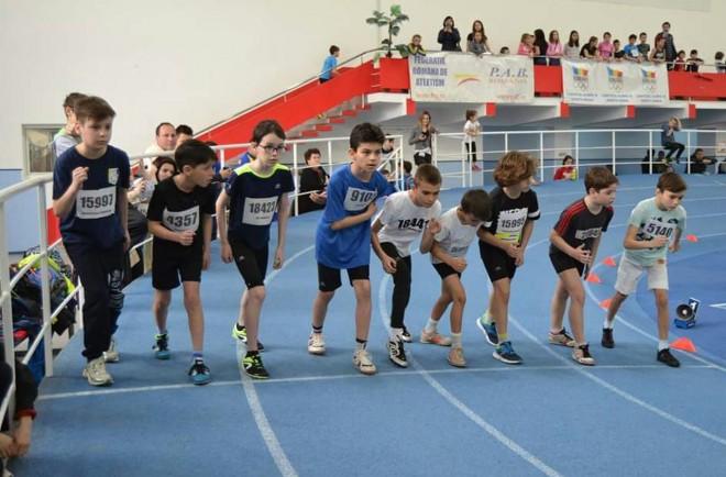 Copii 1,2 și 3 de la CSM Ploiești, de 4 ori pe podium