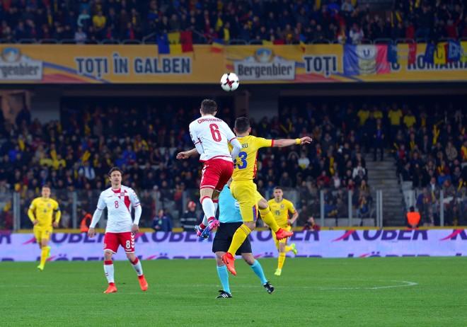 Clujul găzduieste un nou meci al Romăniei