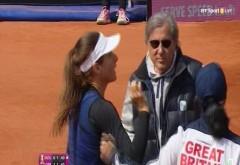 ITF i-a retras acreditarea lui Ilie Năstase care nu va mai putea participa la meciurile din Fed Cup