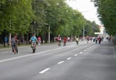 Concurs de biciclete la Ploieşti. Când va fi închis Bulevardul Independenţei