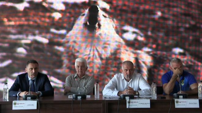Mădălin Mihailovici(CEO Veolia):,,Lupii fac treaba în haită!