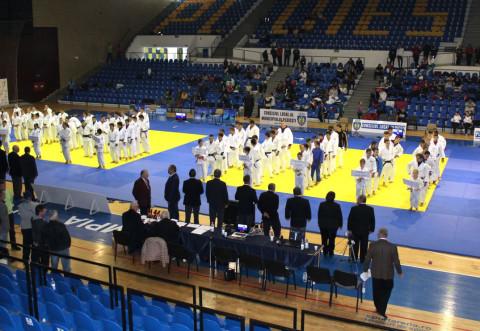 Judo și handbal în week-end