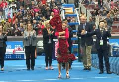 SIMONA HALEP SCRIE ISTORIE: Românca devine numărul 1 mondial după victoria de la Beijing