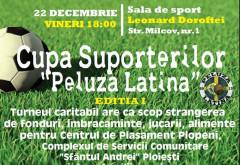 """Cupa Suporterilor ,,Peluza Latină"""""""