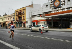 Maratonist cu timp european