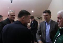 Lupescu:'' Ploieștiul este un focar de fotbal''