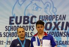 Vicecampion european după nici un an!