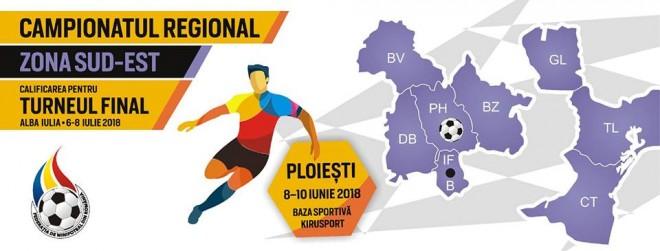 Trei zile de minifotbal la Ploiești!
