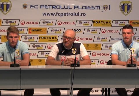 Grozavu:,,Nu incarc aiurea jucatorii pentru ca nu evoluam cu Real Madrid!''