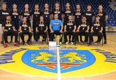 Handbaliștii juniori vor juca în seria B a Diviziei A