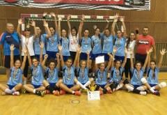 Festival de top pentru handbalistele CSM-ului