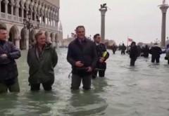 Cinci morţi în Italia, inundaţii la Veneţia şi şcoli închise în urma unui val de intemperii