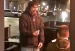 Un bărbat i-a dat unui cerșetor cardul lui și codul PIN. Uimitor ce a urmat