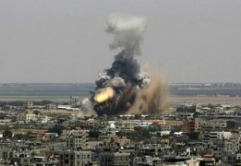 ALERTĂ/ Israelul a început să bombardeze Fâșia Gaza