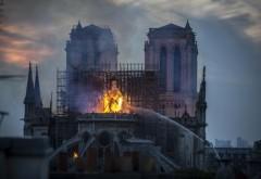 S-a aflat! Care a fost CAUZA incendiului de la Notre Dame