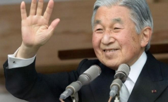 Moment istoric în Japonia - Împătatul Akihito renunță la Tronul Crizantemei