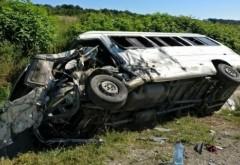 CARNAGIU pe o șosea din Turcia - 50 de oameni au murit, iar peste 20 au fost răniți în urma unui accident rutier
