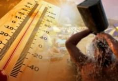 Europa se sufocă - Temperaturi RECORD și ALERTĂ ROȘIE de caniculă