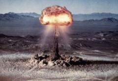 Alertă nucleară - O rachetă cu propulsie nucleară A EXPLODAT în Rusia (VIDEO)