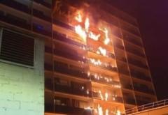 ALERTĂ la Paris: Incendiu devastator la un spital. Mai multe victime (VIDEO)