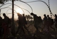 Apare un nou gard anti-imigranți, lung de 40 de kilometri, în Europa