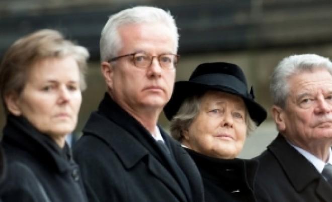 ȘOC în Germania: Fiul fostului preşedinte A FOST UCIS în timpul unei prelegeri pe care o ținea într-un spital
