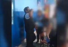 Imagini inedite surprinse într-o școală. Un profesor bea alcool împreună cu elevii săi chiar în clasă (VIDEO)