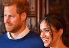 """Prinţul Harry şi ducesa Megan Markle renunţă la rangul de membri """"seniori"""" ai familiei regale"""