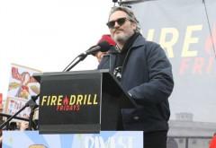 VIDEO Actorul Joaquin Phoenix a fost ARESTAT