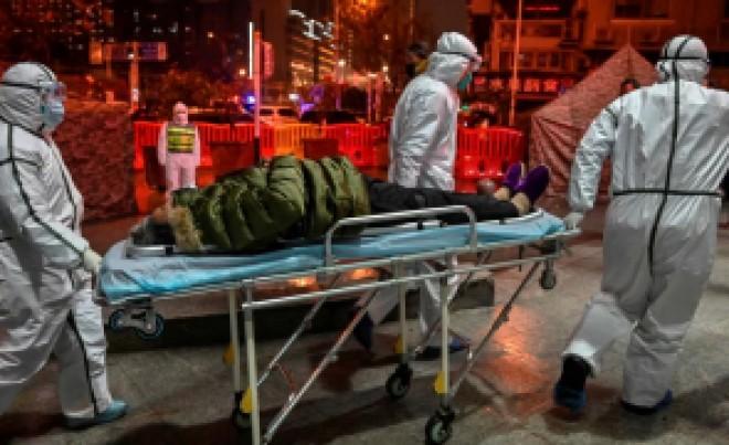 Creștere galopantă a deceselor provocate de coronavirus: mor peste 50 de oameni pe zi