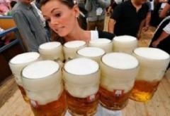 De teama coronavirusului, cehii NU mai beau bere la halbă