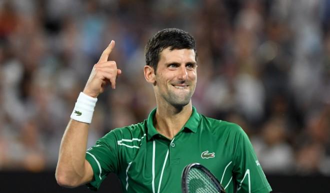 Liderul mondial al tenisului masculin, Novak Djokovic, este infectat cu COVID-19