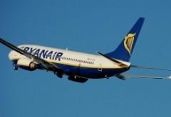 Amenintare cu bomba la bord! Un avion Ryanair a aterizat de urgenţă, fiind escortat de avioane de luptă